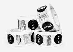Hampus Jageland #tape #white #address #maud #black #and
