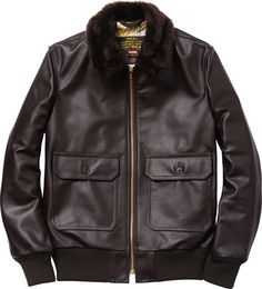 3 schott r _leather_flight_jacket_1329738912 #fashion #mens #jacket