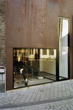 SUBTILITAS #arets #wiel #facades