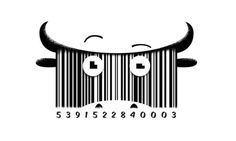 Illustrated Barcodes #packaging #illustration #barcodes