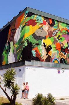 Bask country Skunkfunk (es) - MIKI MIKASSO GREMS #illustration #wall #grems