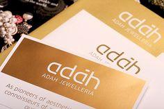 Adah Jewelleria on the Behance Network