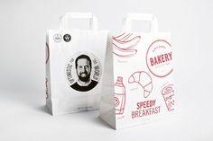 Hotel Daniel - Branding & Photography #bakery