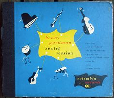 All sizes | George Maas record sleeve design | Flickr Photo Sharing! #illustration