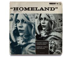 HOMELAND #album #cover #homeland