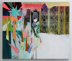Kristen Schiele | PICDIT #abstract #design #painting #art