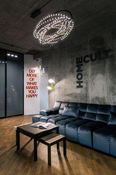 Modern Office Interior in Kyiv, Ukraine / HOMECULT Office 11