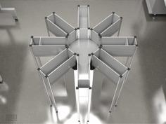 Automated 8 Arm Radial Maze - Maze Engineers #neuroscience #automation