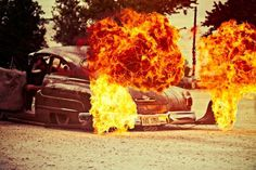 WHNI #photography #car #fire