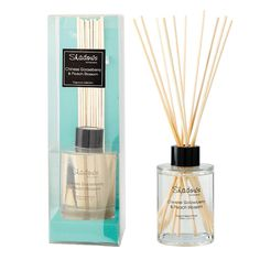 Fragrant Reed Diffuser Gooseberry & Peach, 125 ml