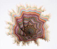 Jen Starks Sensational Paper Sculptures | 123 Inspiration #stark #sculptures #jen #artist #paper