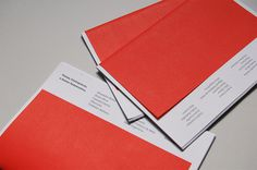 v a . projects #layout #booklet #red #va