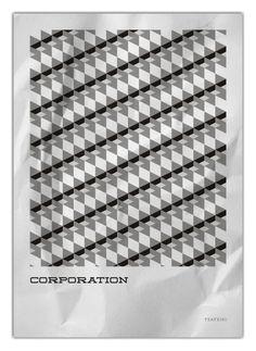 corp | zoom | digart.pl #corp #minimalistic #coropration #poster #tzatziki