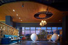 Aloft boutique hotel #interiordesign