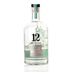 12 Bridges Gin on the Behance Network #packaging #gin