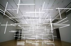 CJWHO ™ (THROUGH HOLLOW LANDS by Lilienthal Zamora | via ...) #design #light #art #installation
