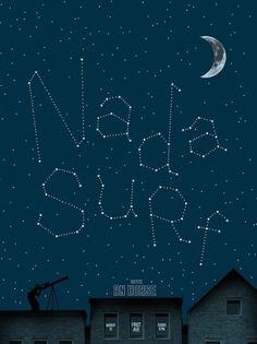 Brian Danaher ::: Design / Nada Surf Gig Poster