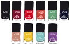 Tiffany Denise #nail #polish #chanel #colours
