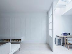 Living room. Fulham House by Daniel Lee. #livingroom #minimal