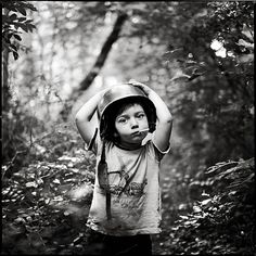 Sans Titre, photography by Jib Peter #children