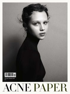 Acne Paper » Issue » Issue Nº 12 / The Youth Issue / Summer 2011 #magazine