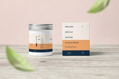 Myiu Tea #typography #packaging
