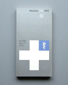 Join Bklyn | 1972 Munich Olympics Brochures & Leaflets Designed by Otl Aicher
