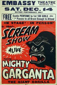 """Poltergeist Î"""" #scream #show"""