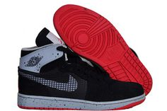 "Men Size in Black/""Fire Red""/ Cement Grey Nike Air Jordan 1 Retro 89 OG On Sale #shoes"