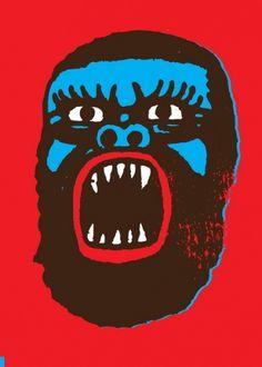 EMPTY FRAME #art #ape #popart