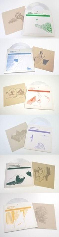 Free Jazz Bitmaps 1 – 6 | Sonnenzimmer - Sonnenzimmer #sleeves #vinyl #screenprint #sonnenzimmer