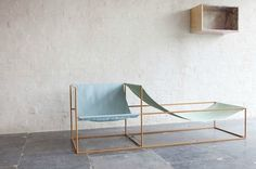 Muller Van Severen #furniture #frames