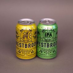 Design Work Life » cataloging inspiration daily #beer #design #label #illustration #can