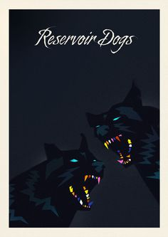RESERVOIR DOGS - product images of #movie #malatesta #dogs #rocco #tarantino #poster #reservoir