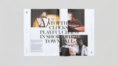 layout, editorial, magazine, publication