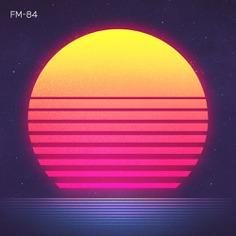 FM-84 Album Cover
