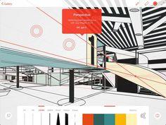 Adobe Line #ipad #ui