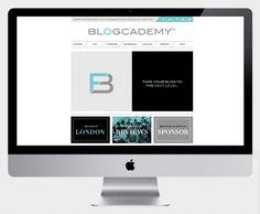 The Blogcademy Nubby Twiglet #site #identity #web