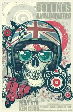 142916.jpg 388×600 pixels #skull #poster