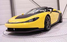 First Ferrari SERGIO to hit the market is valued on $5.1 Million #ferrarisergio #pininfarina #1of6 #ferrarisergiopininfarina #luxuryes #fer
