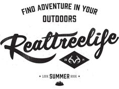 REALTREE® 2014 Summer Look Book on Behance