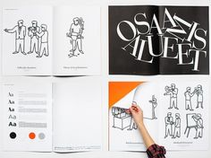Kaufmann on Branding Served #typography #branding #identity #stationary #guidelines