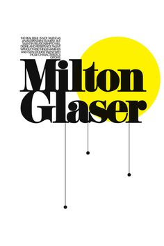 Citation on Yellow Dot on Typography Served #quote #poster #typography
