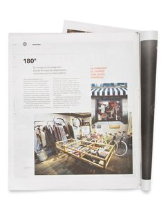 Folio. by Face. #print #design #editorial #newspaper