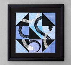 Dan Funderburgh #quilt #snakes #design #graphic #dan #laser #funderburgh #art #paper