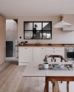 New Cross Lofts in London by Chan and Eayrs