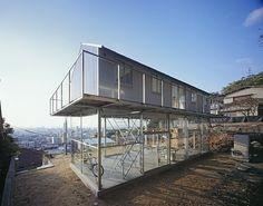 Howard Roark — nevver: Japan #architecture #light