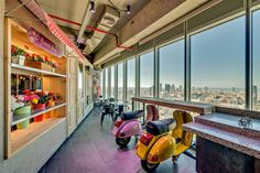 Craziest-Designed Google Offices