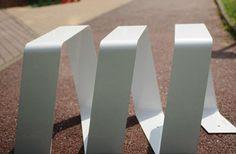multi functional furniture piece 6 #seat #street #metall #strip