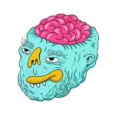 Selam sapyoseksüeller taze bıngıl bılgıl beyin geldi. #illustration #sketch #sapiosexual